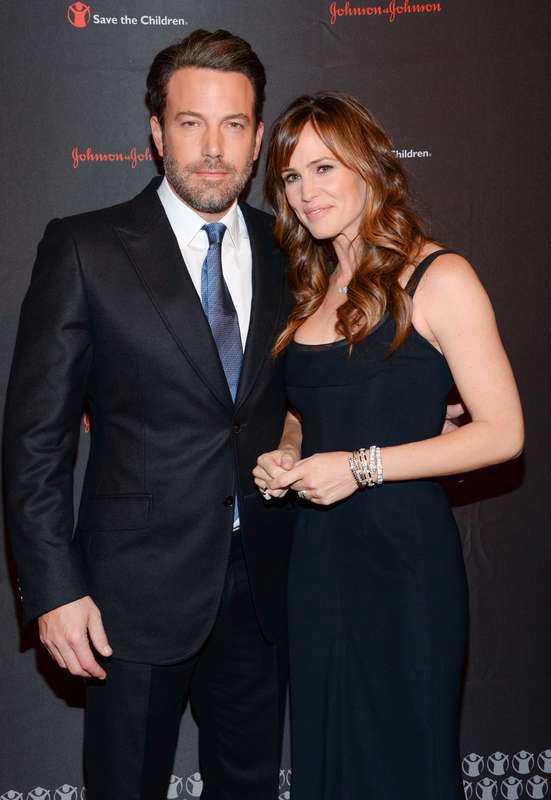 Ben Affleck och Jennifer Gardner har tre barn tillsammans.