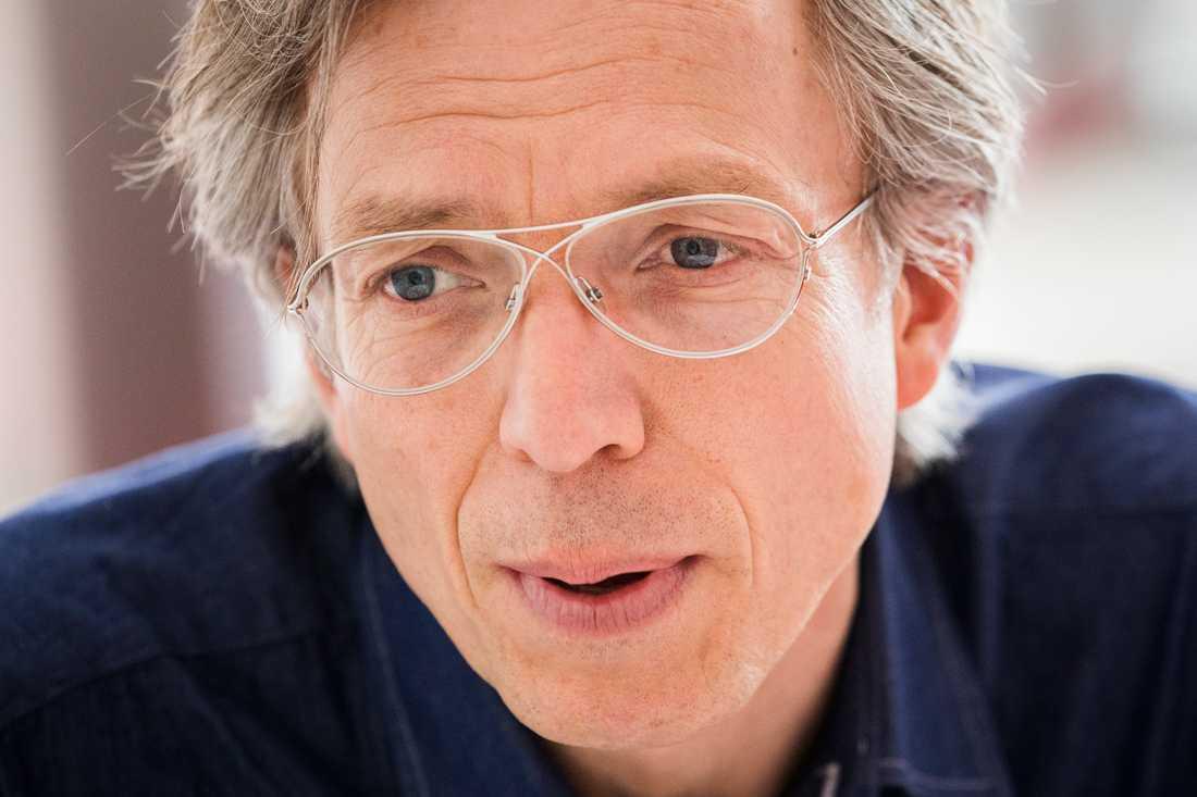 Olof Stephansson, forskare och förlossningsöverläkare vid Karolinska universitetssjukhuset i Solna.