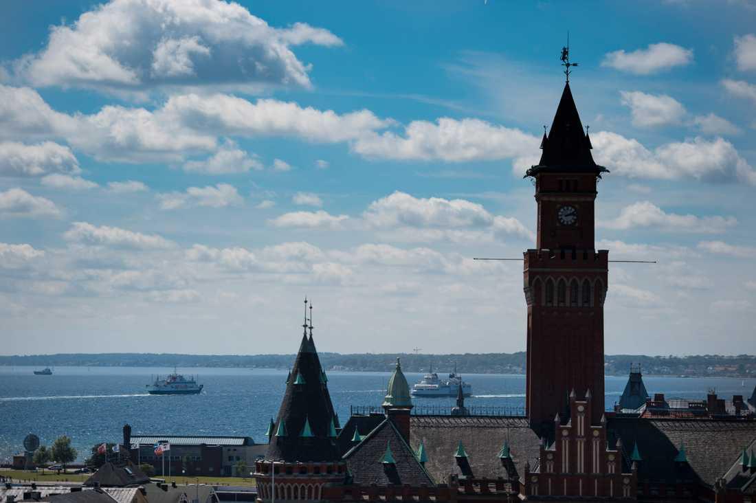 Helsingborg har lanserat en app för att minska trängseln på sina stränder i sommar.