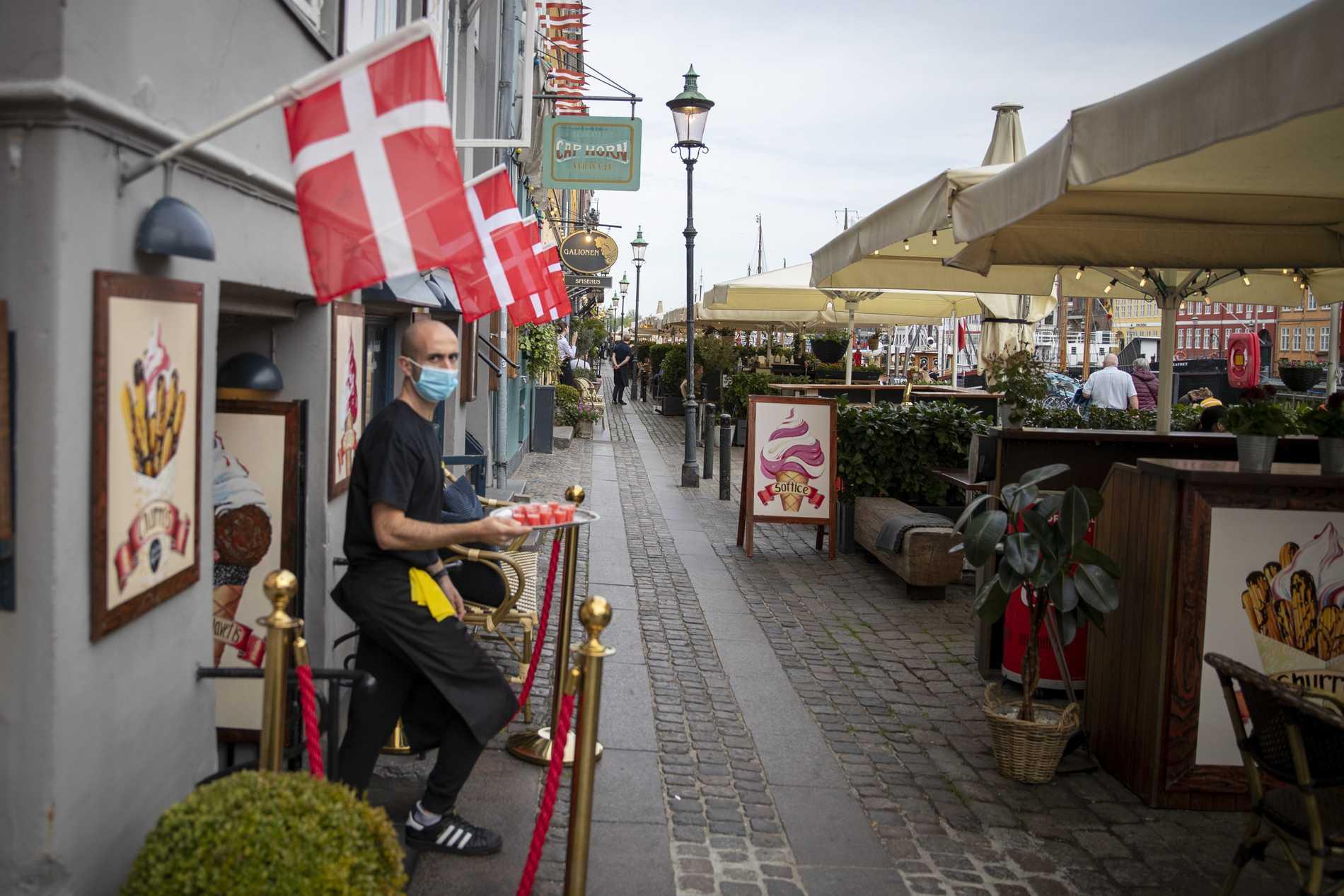 Danmark har högst incidens bland våra grannländer.