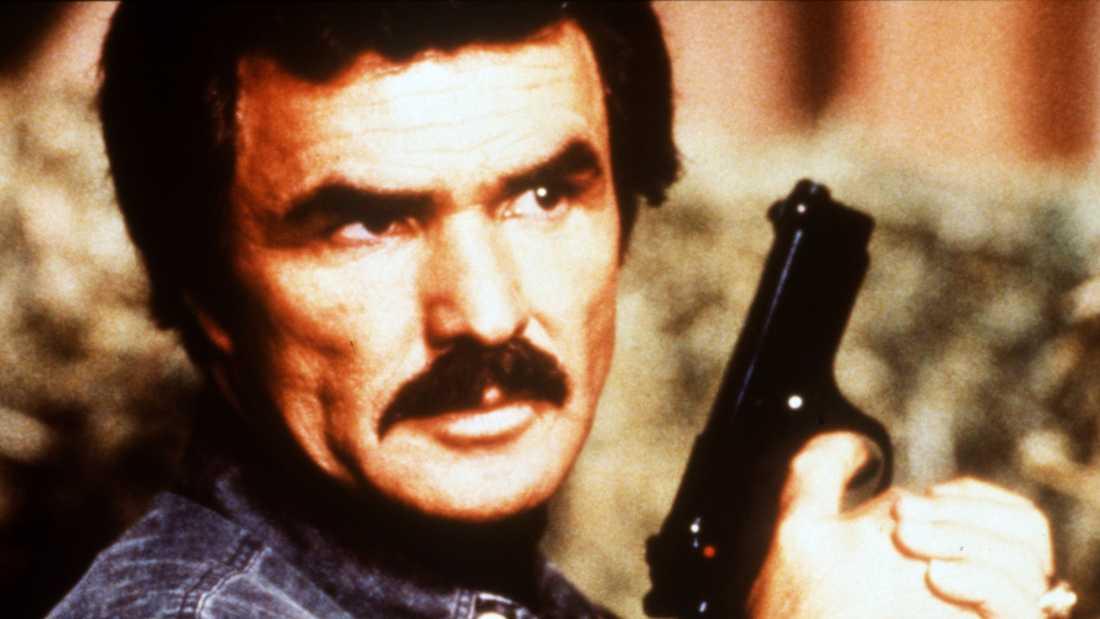 """Burt Renolds i """"Malone""""."""