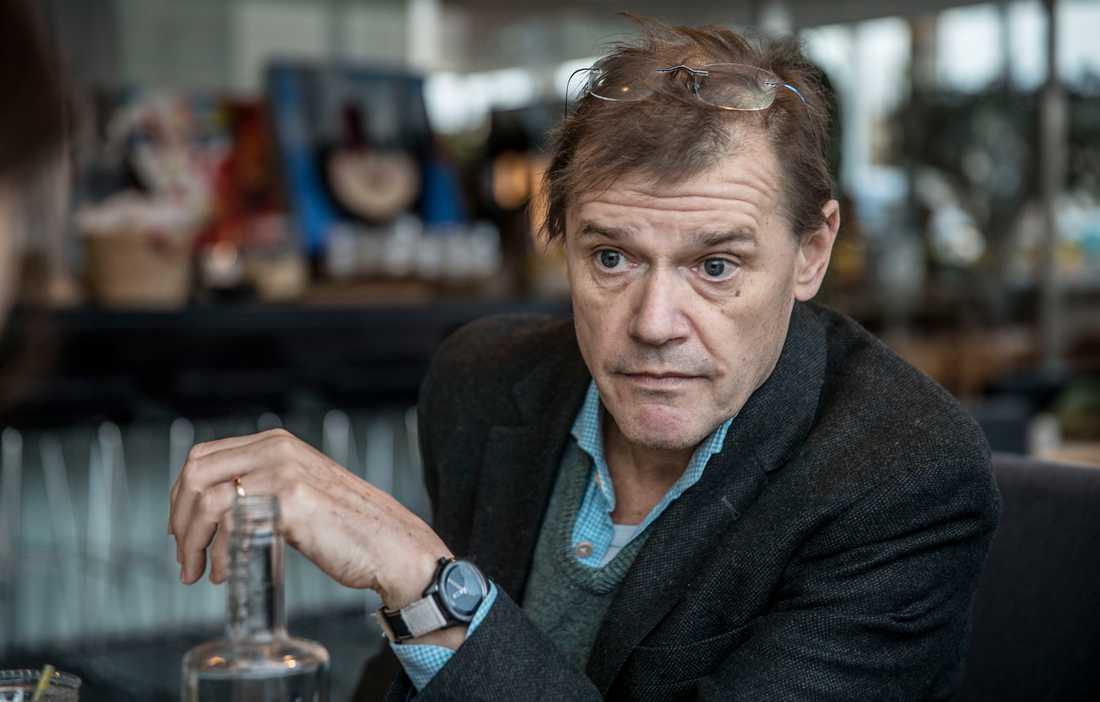 Egbert Wesserlink ligger bakom rapporten som ledde till förundersökningen om folkrättsbrott mot Lundin Petroleum.