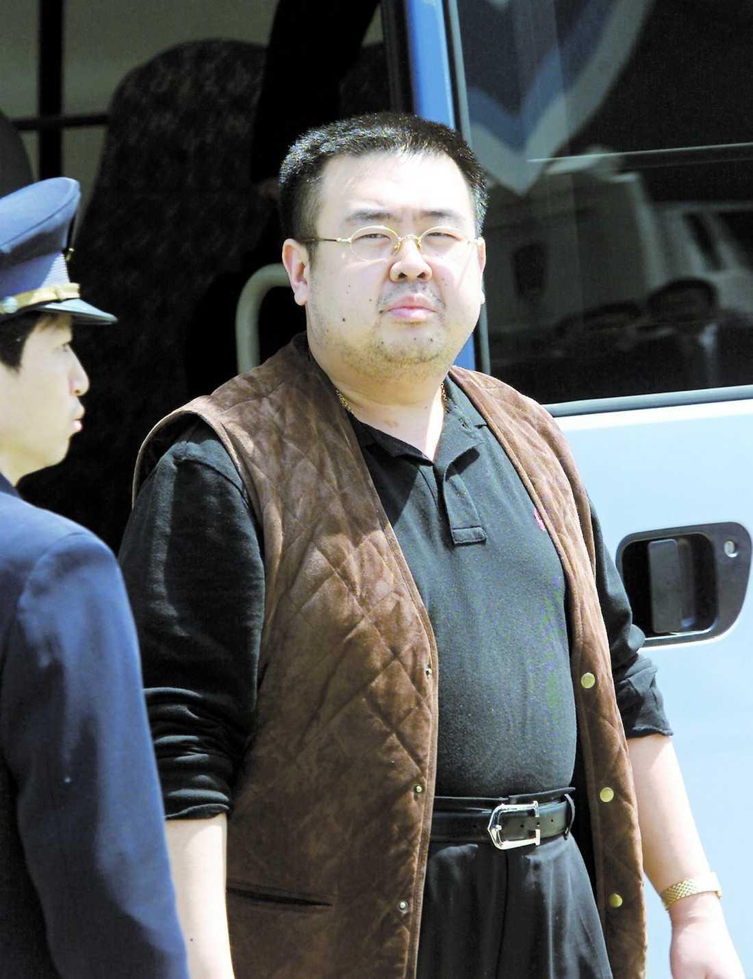 Kim Jong Nam är Kim Jong Ils äldste son. Han älskar Musse Pigg.