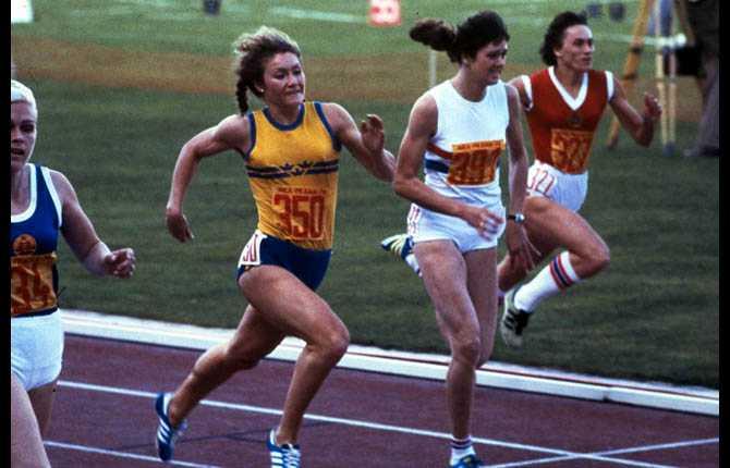 EM i friidrott 1978. 200m.