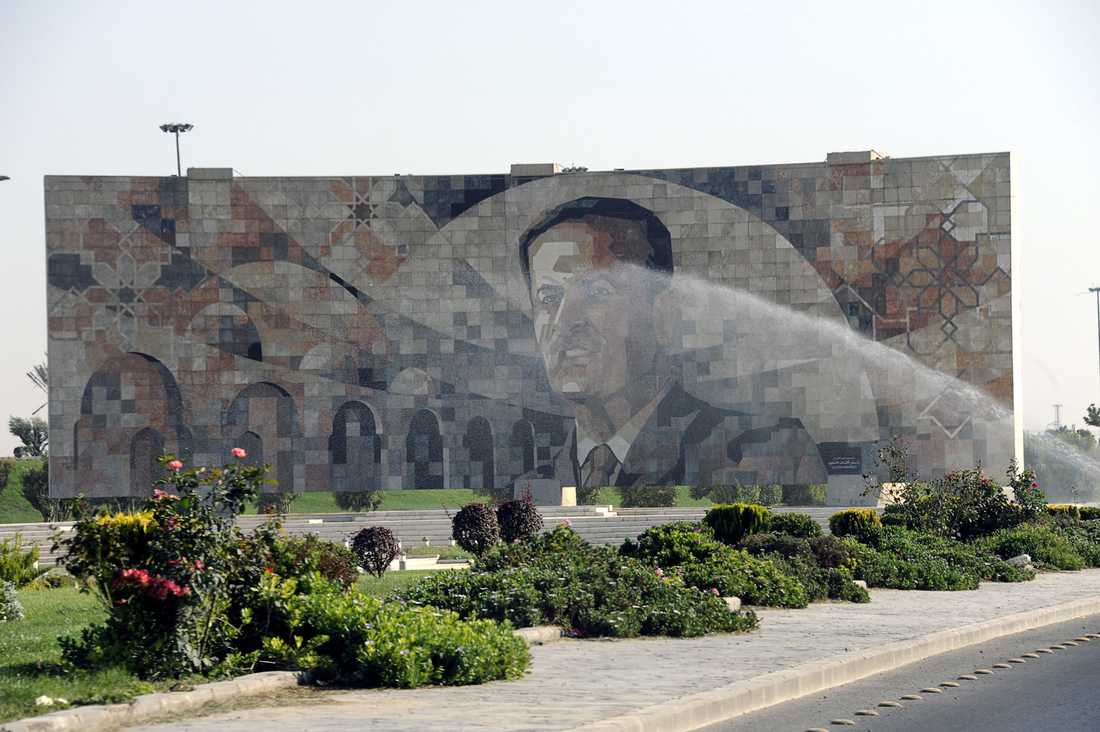 Monument över en diktator