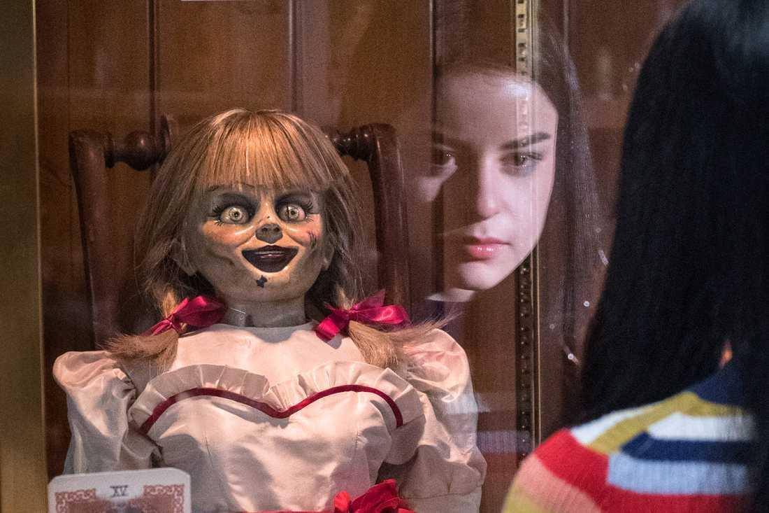 "Biofilmen ""Annabelle""."