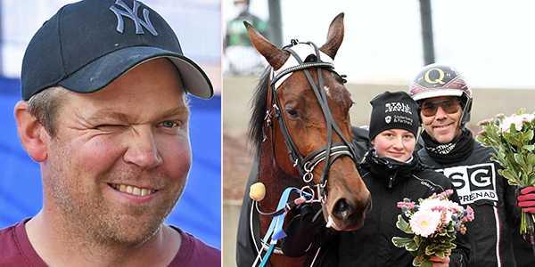 David Persson och Georgia Am.