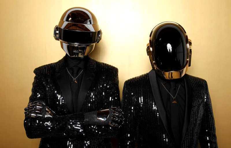 Den franska duon Daft Punk