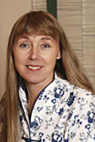 Sinologen Marie Carlsson