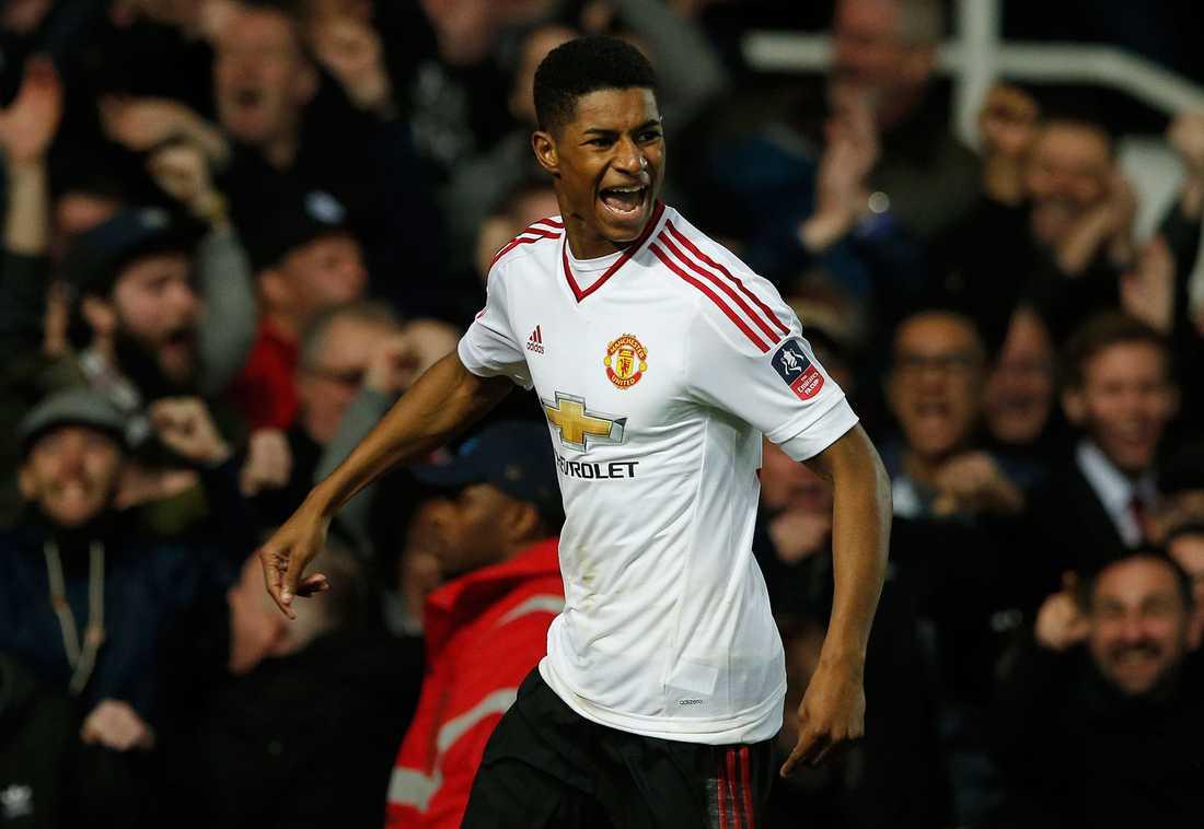 18-årige Manchester United-talangen.