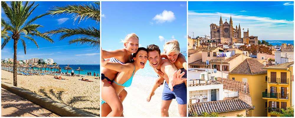 Mallorca är superpopulärt i sommar.