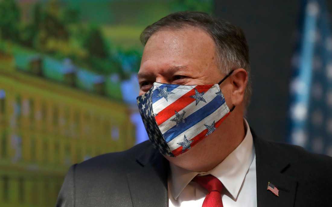 USA:s utrikesminister skärper reseregler till Kuba.