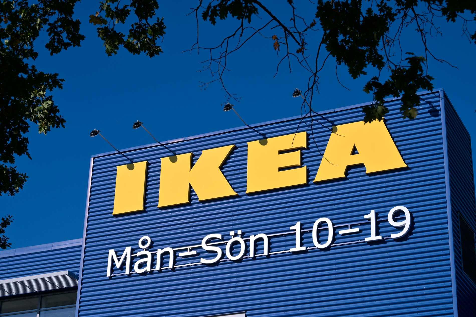 IKEA i Kungens kurva i södra Stockholm. Arkivbild.