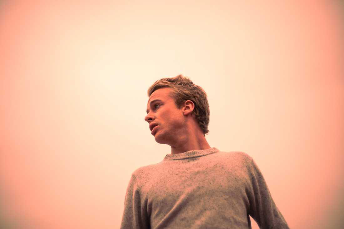 23-åringen Isak Danielson jobbar flitigt och har släppt tre album inom loppet av tre år.