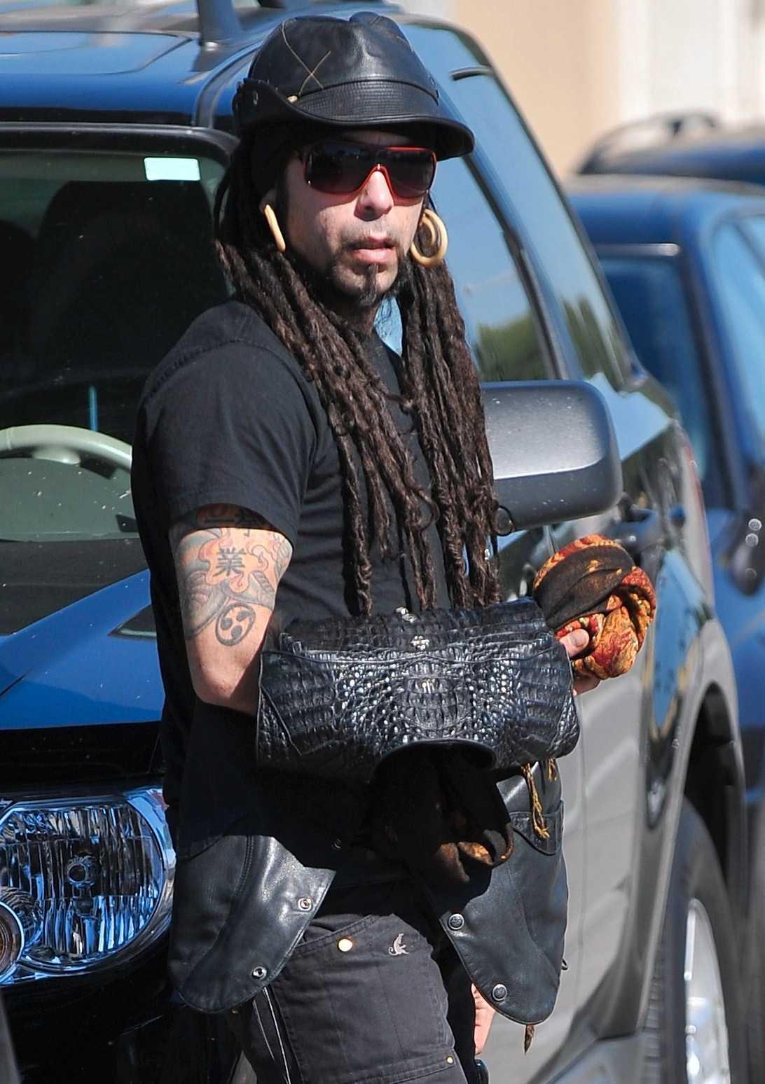 Rage Against the Machine-sångaren Zack De La Rocha.