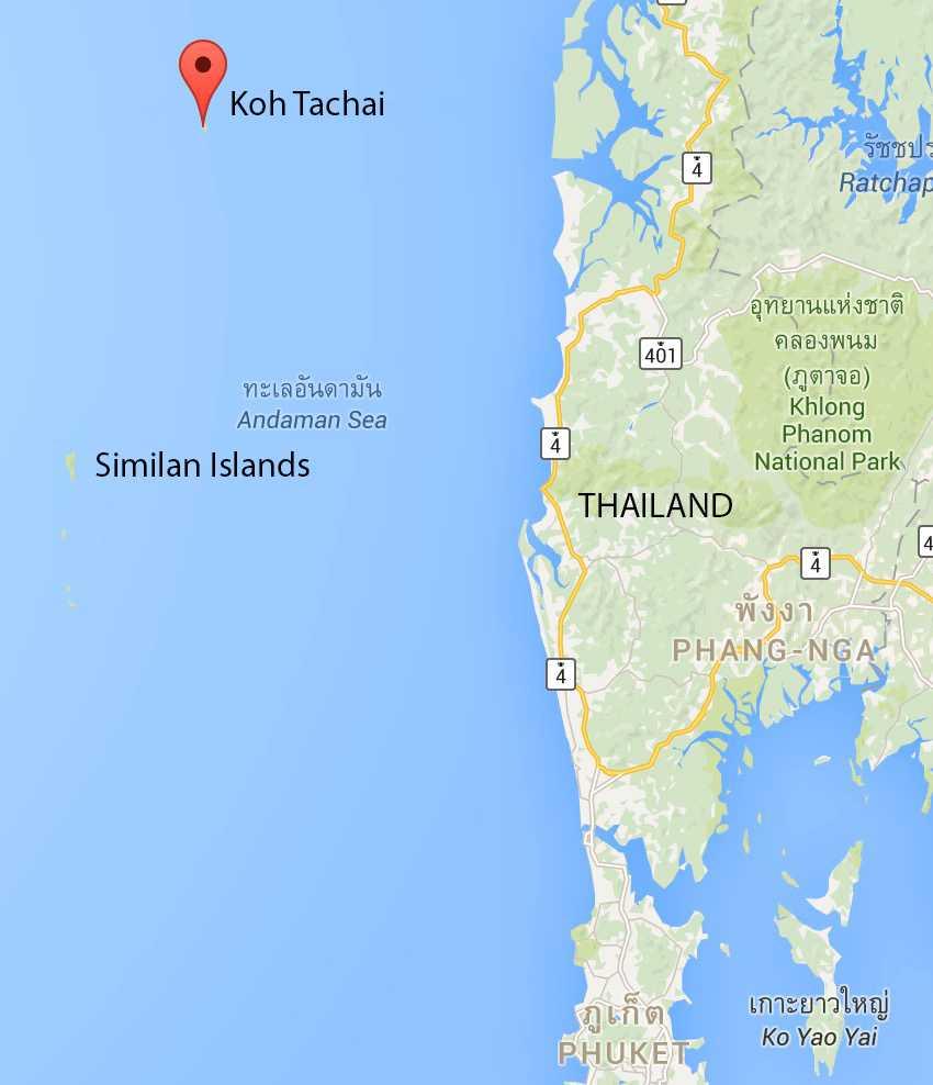 dödsön thailand