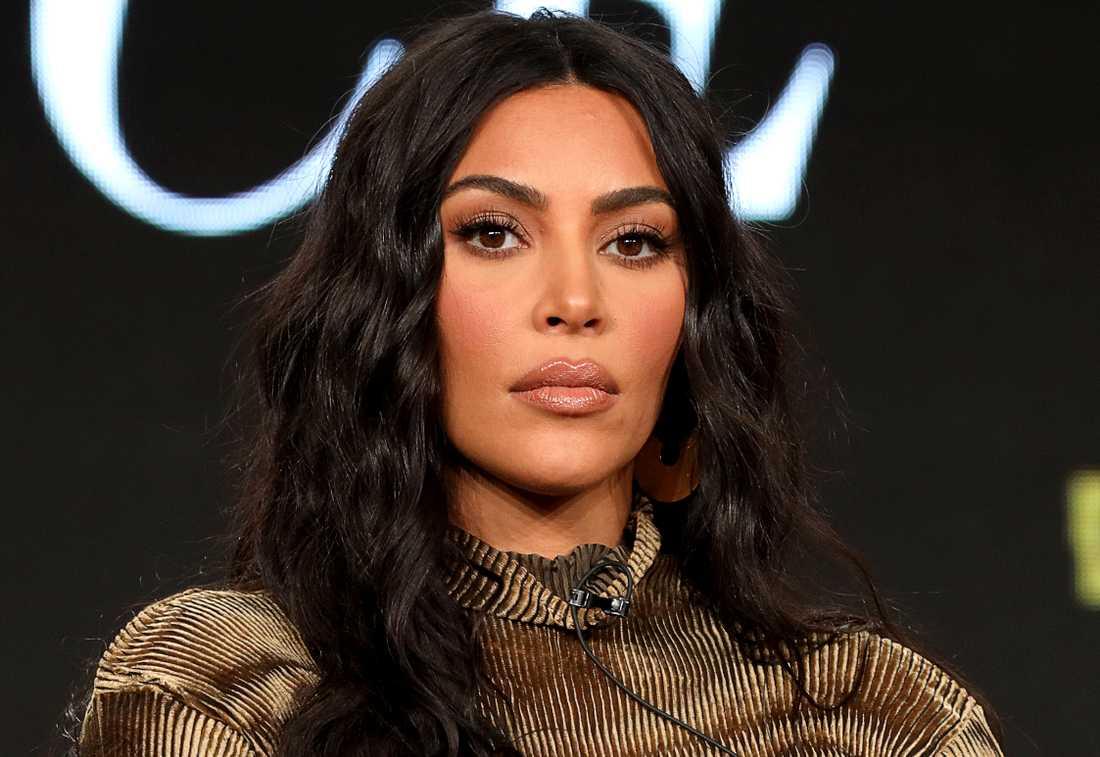 Kim Kardashian var nära på att få besök av en 24-årig man.
