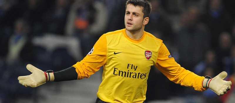 Lukasz Fabianski –missar resten av säsongen.