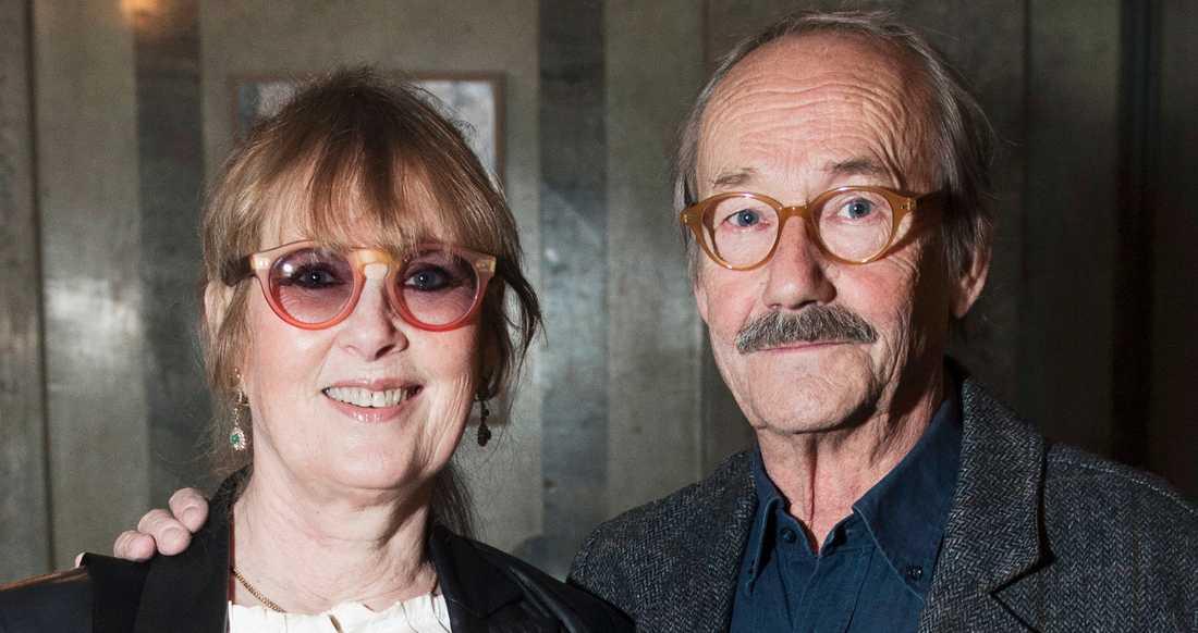 Marie-Louise och Gösta Ekman.