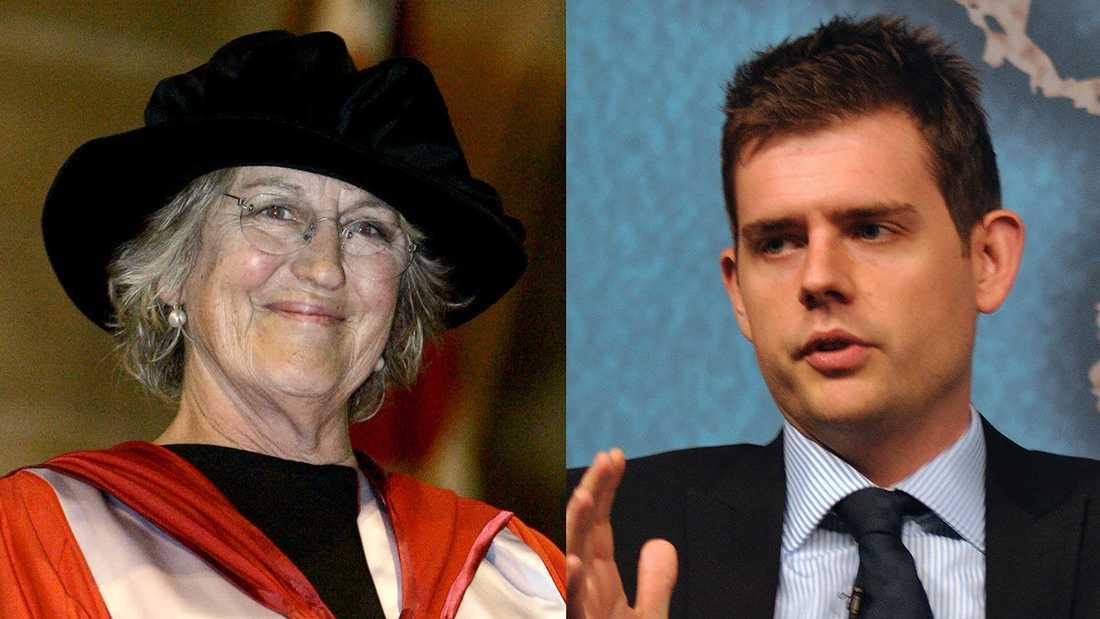Germaine Greer stoppades aldrig från att föreläsa i Cardiff, vilket mörkades i den rapport som brittiske statsvetaren Matthew Goodwin använder sig av i sin artikel i Axess. Statsvetaren Clara Sandelind kommenterar debatten om akademisk frihet och statliga påtryckningar i Storbritannien.