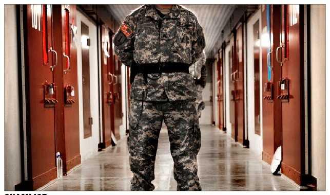 skamligt Med Guantanamobasen skapade USA en laglös zon där i princip vem som helst kunde spärras in. Nu är det dags att stänga basen, och släppa tanken på att bekämpa terror med krig.
