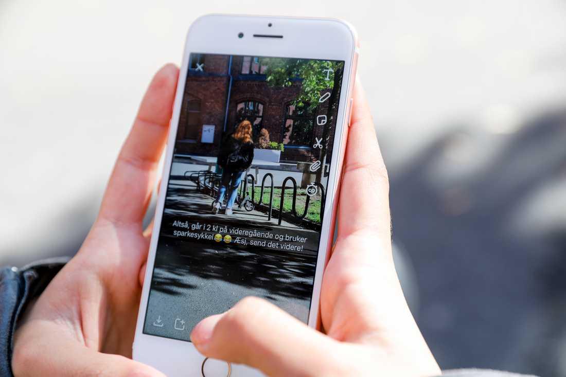 HVB-hem får kritik för att ha beslagtagit ungdomars mobiler. Arkivbild.