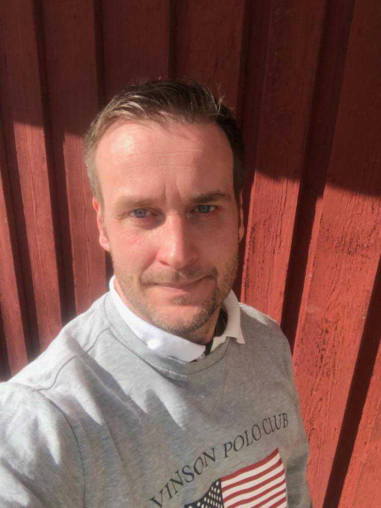 Johan Karlsson.