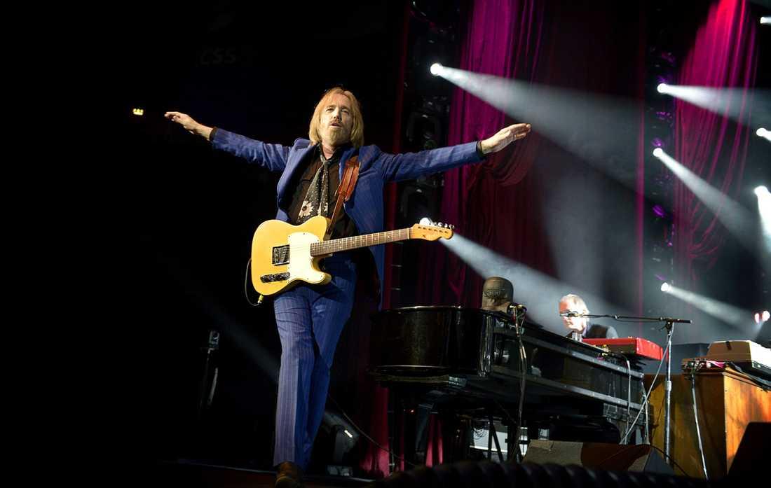 Tom Petty i Globen.
