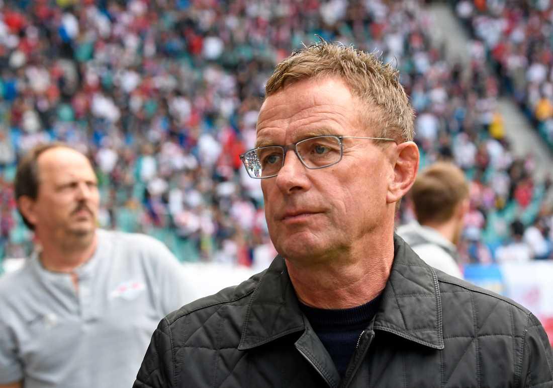 Ralf Rangnick ryktas bli Milans nya tränare.