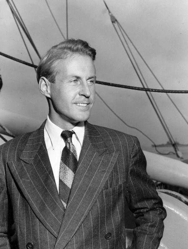 Thor Heyerdahl. Foto: AP