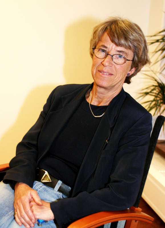 Anna-Maria af Sandeberg verksamhetschef på Stockholms centrum för ätstörningar.