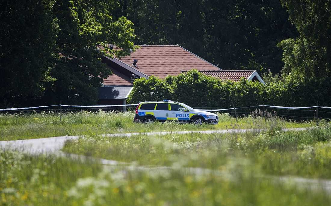 Ann-Christine och Tor Lekander mördades på sin gård utanför Mantorp.