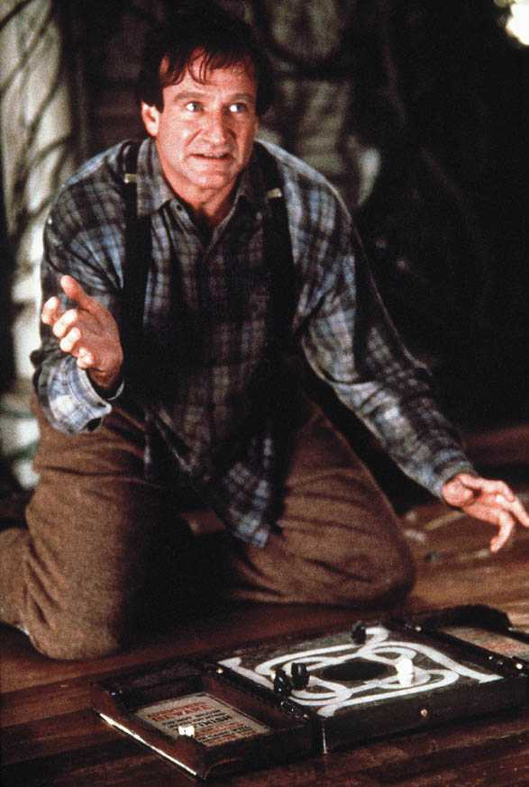 """Från filmen """"Jumanji"""" från 1995."""