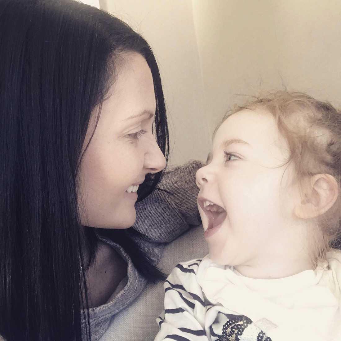 Det var i höstas som familjen fick veta att Ellie har Krabbes sjukdom som är dödlig.