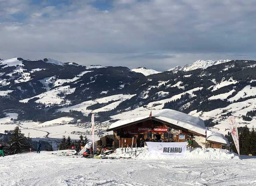 """Bild från en resa till Alperna som Nordicbet bjöd """"Anders"""" på."""