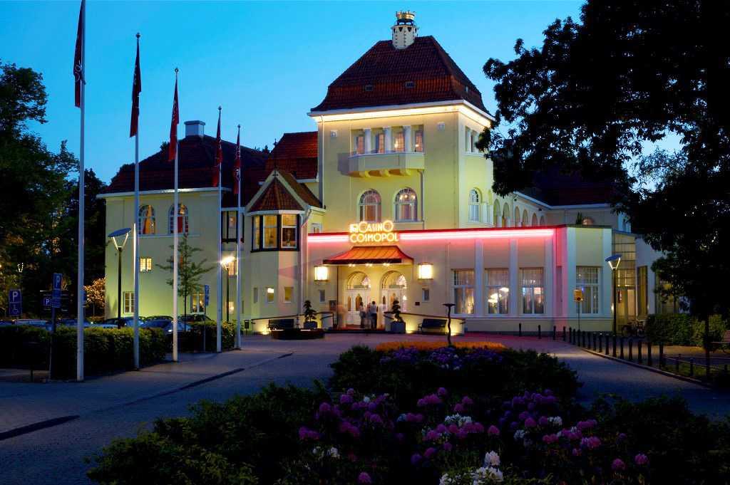 Här på Casino Cosmopol i Malmö prickade mannen in tre vinster inom en timme.