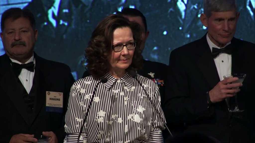 Haspel blir den första kvinnliga chefen för CIA.