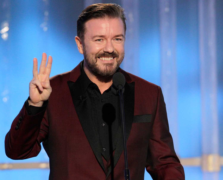 KOMMER TILL SVERIGE I DECEMBER Komikern Ricky Gervais gör i vinter sina första Sverige-uppträdanden.