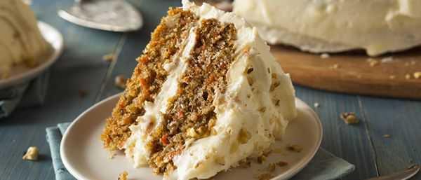 Morotskaka – klassisk kaka