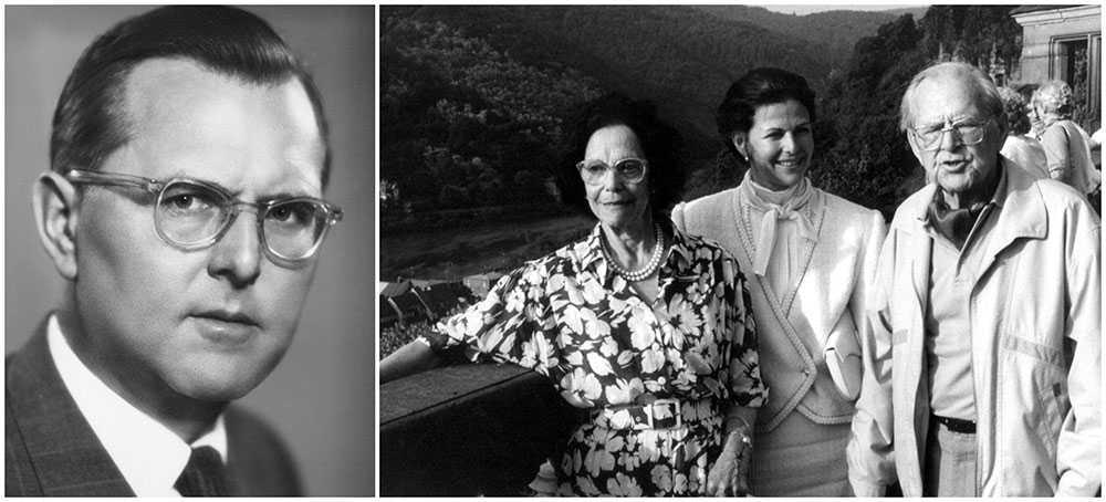 Nya dokument visar att drottning Silvias pappa Walther Sommerlath hjälpte judar och motståndsmän under andra världskriget.