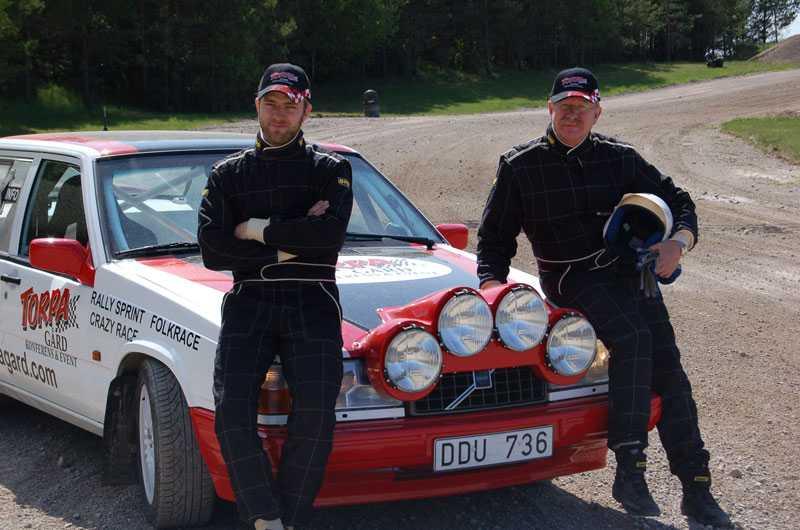 Niclas och Bengt Samuelsson.