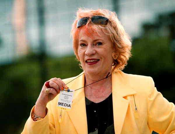 Annette Kullenberg jobbade på Aftonbladet fram till 2002.