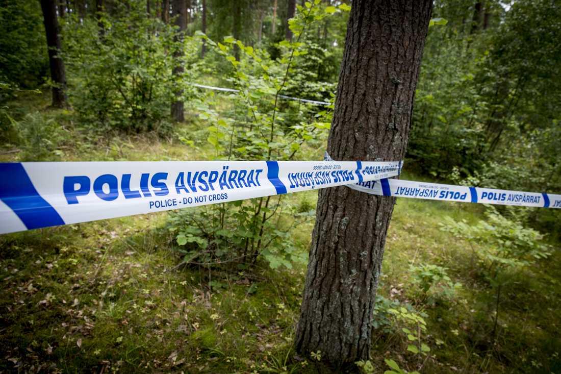 Likdelarna efter malmöbon hittades på Ivö i Bromölla kommun i nordöstra Skåne. Först trodde polisen att det var rockbandet Hammerfalls saknade turnéledare som hittades. Något som visade sig vara helt fel.