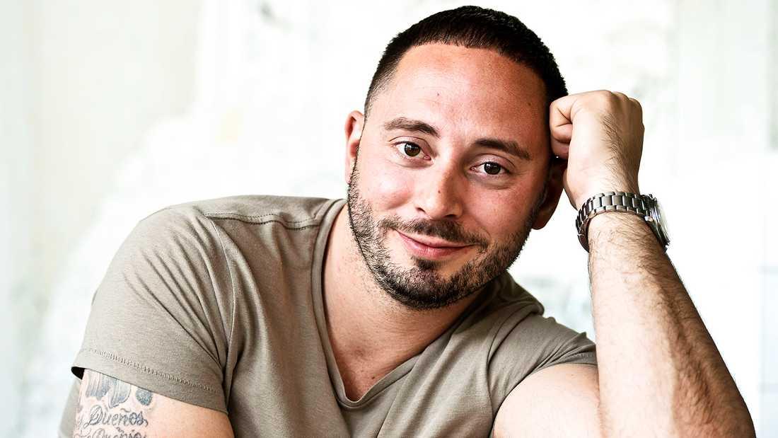 """Matias Varela, som spelar journalisten Johan Persson i filmen, säger i podcasten """"Nemo möter en vän"""" att han inte är överraskad över kritiken."""