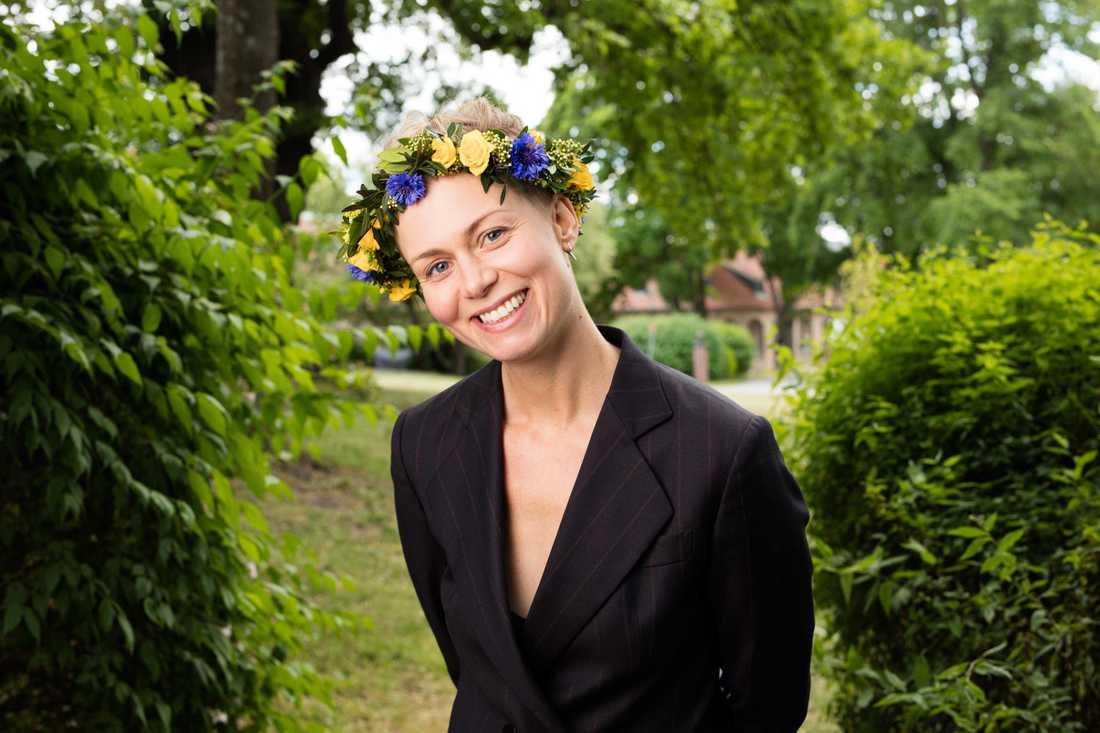 """Anna Ternheim var sommarvärd i """"Sommar i P1""""."""