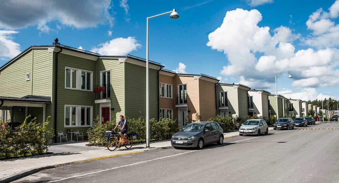 Var tredje småhusägare har mätt radon i sitt hem. Alltför få, enligt Strålsäkerhetsmyndigheten. Arkivbild.