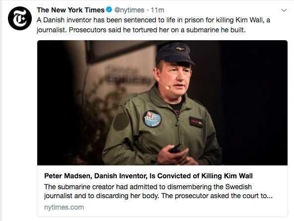 New York Times, USA.