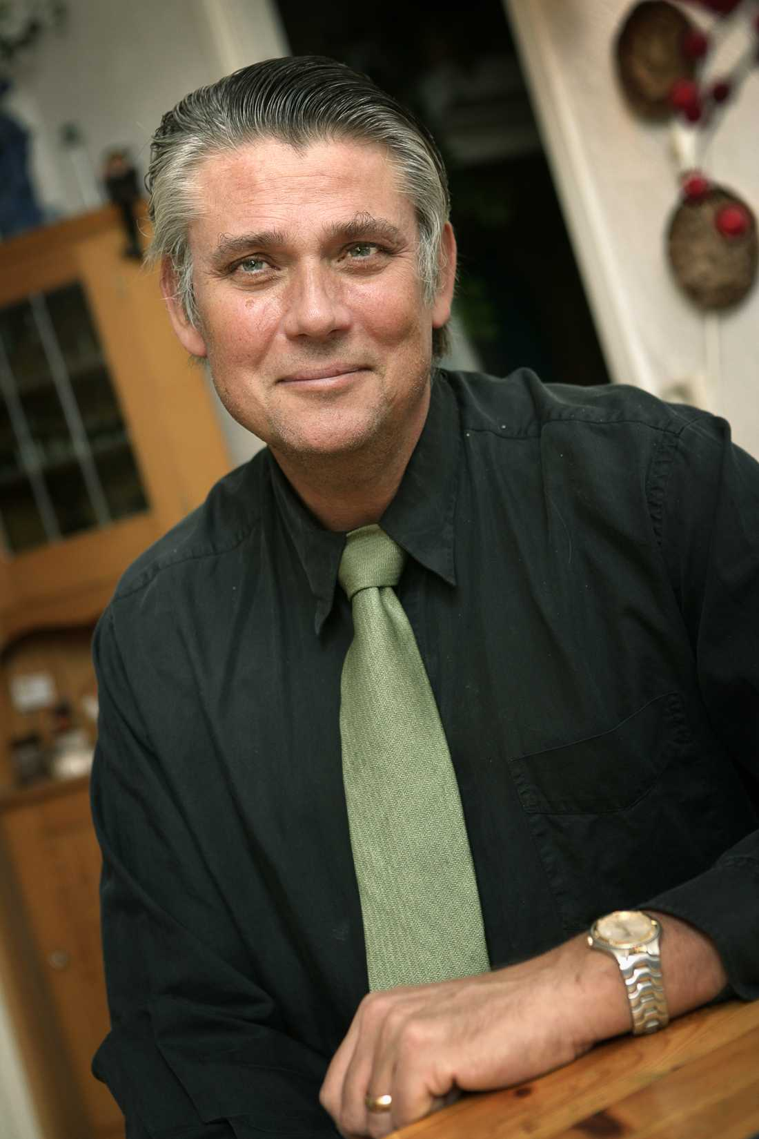 Paul Ronge, PR-konsult.