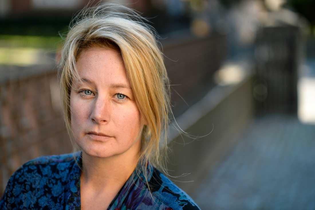 """Beata Gårdeler tar klivet in i teatervärlden, som regissör för """"Nationen"""". Arkivbild."""