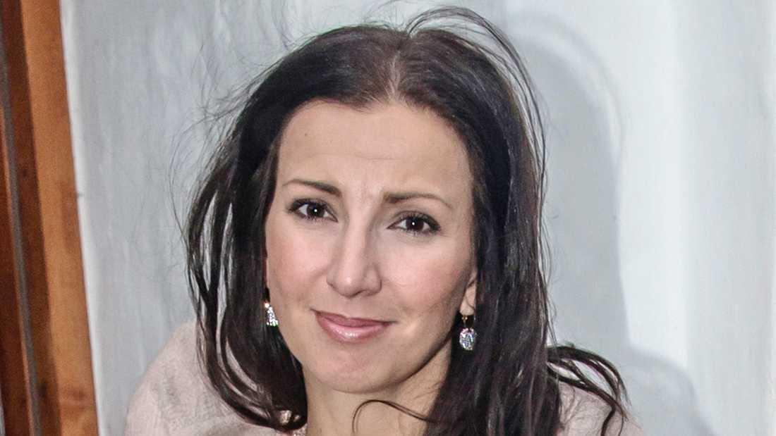 Sonja Aldén.
